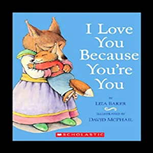 I Love You Because You're You Audiobook