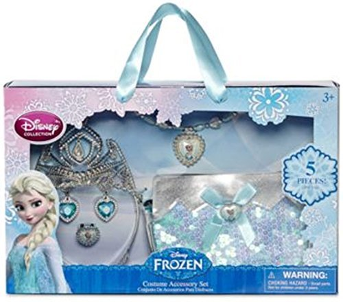 Disney Frozen Elsa 5-piece Costume Accessory Set