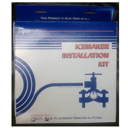 Sealed Units C25 Ice Maker Copper Tubing Kit front-457800
