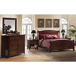 amazon com sorrento 5 piece king bedroom set sports amazon com alyssa bedroom set white king bedroom