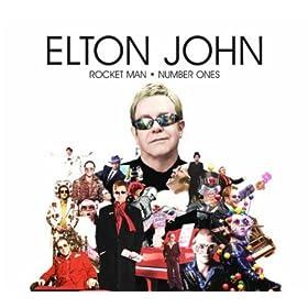 Amazon com: Rocket Man – Number Ones: Elton John: $3 99