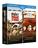 Coffret Guerre - Le pont de la rivi�re Kwa� + Les canons de Navarone [Blu-ray]