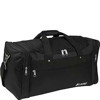 "Everest 26"" Sports Duffel Bag (Black)"