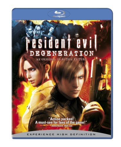 Download Free Resident Evil Degeneration Blu Ray Full Movie