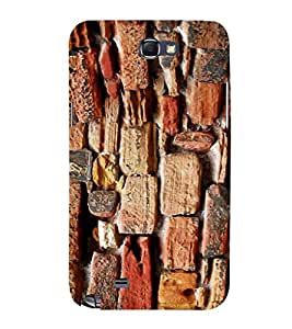 EPICCASE Sea rocks Mobile Back Case Cover For Samsung Galaxy Note (Designer Case)