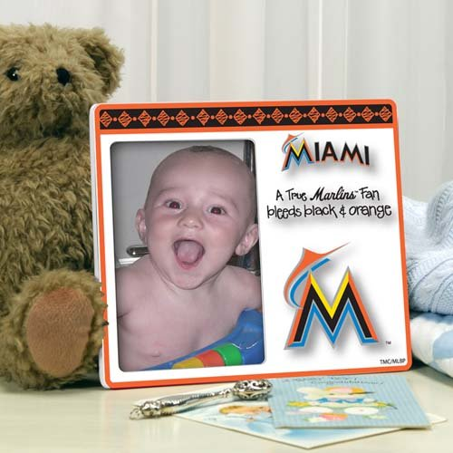 MLB Florida Marlins True Fan Frame at Amazon.com