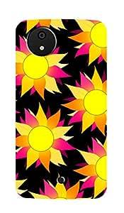 ZAPCASE BACK COVER FOR MICROMAX A1 Multicolor