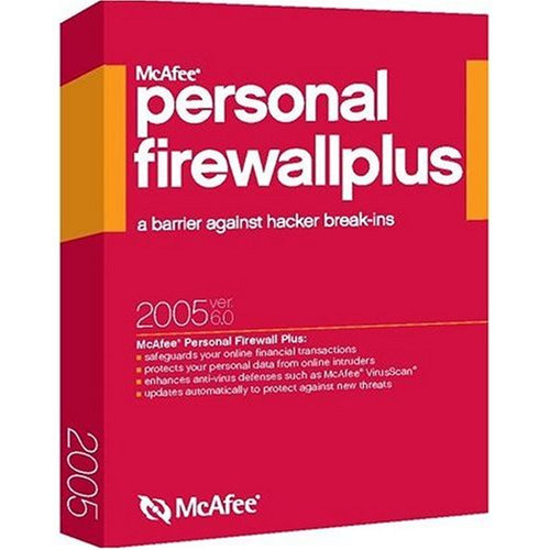 Mcafee Firewall Plus 6.0 Eas Mb 1-Node Perp