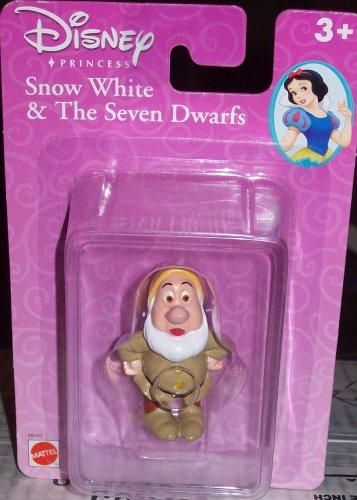 Disney Princess Snow White & The Seven Dwarfs - Sneezy - 1