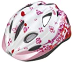 ABUS Kinder Fahrradhelm Chilly, Pink,...