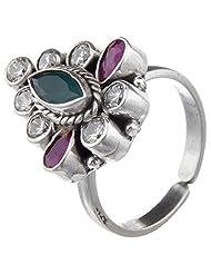 Jewels Cart Sterling Silver Toe Ring For Women - B018QT65ZA