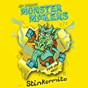Stinkermite: Monster Makers Audiobook by Ali Sparkes Narrated by Daniel Hill