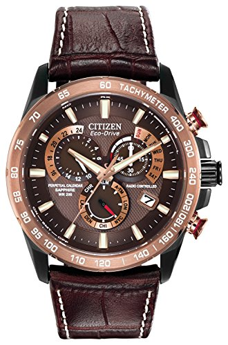 citizen-watch-perpetual-chrono-at-mens-quartz-watch-with-brown-dial-analogue-display-and-brown-leath