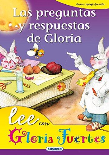 Preguntas Y Respuestas De Gloria. Lee Con... (Lee Con Gloria Fuertes)