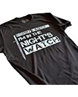 LeRage Shirts Men's | Game of Thrones SORRY LADIES I'M IN THE NIGHT'S WATCH