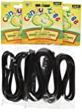 Candy Tree Gluten Free Licorice Lariats, 2.6-Ounce Packages (Pack of 12)