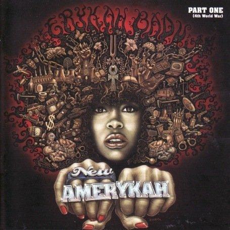 Erykah Badu - New Amerykah Part One (4th World War) - UK Edition - Zortam Music