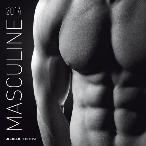 Masculine 2014 Broschürenkalender