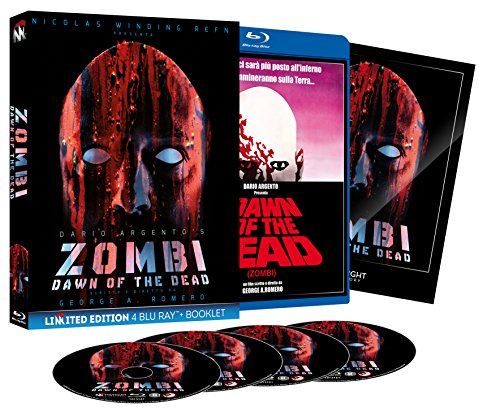 Zombi - Dawn Of The Dead (Ltd) (4 Blu-Ray+Booklet)