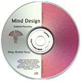 Experience Deep, Restful Sleep Subliminal CD (Mind Design Unlimited Subliminal Series) ~ Mind Design Unlimited