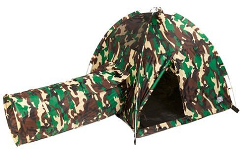Command Hq Tent & Tunnel Com. Toy, Kids, Play, Children front-718058