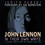 img - for john lennon: in their own write: a loving tribute from his friends and fans book / textbook / text book