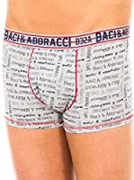 Baci & Abbracci Pack x 2 Bóxers (Gris Claro)