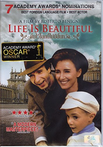 Life Is Beautiful (Region3, Dvd) English Subtitles