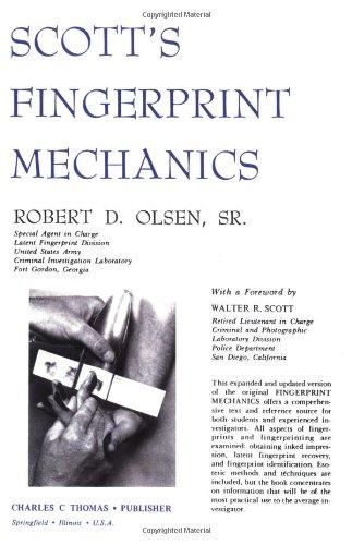 Scotts Fingerprint Mechanics