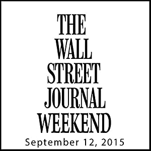 Weekend Journal 09-12-2015 Newspaper / Magazine