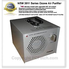 4G/ Hour Ozone Generator