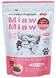 MiawMiaw カリカリ小粒タイプミドル ささみ味 580g