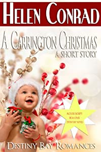 A Carrington Christmas - A Short Story by Helen Conrad ebook deal