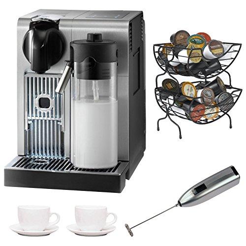 Delonghi America En750 Nespresso Lattissima Pro Machine Bundle