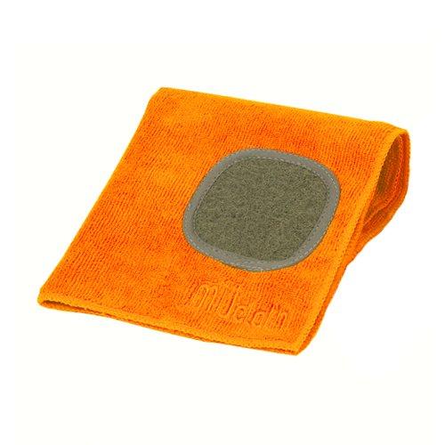 Torchon MAXILI microfibre carré orange a