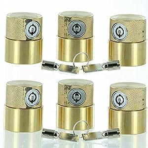 Amazon.com : Water Faucet Lock FSS 50 - Keyed Alike - 6