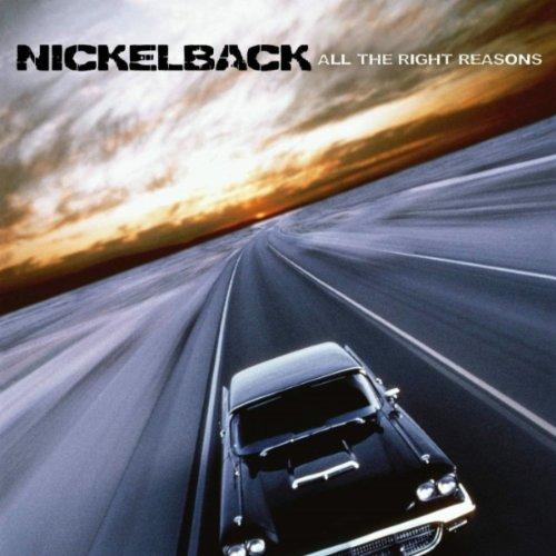 Album Cover Art | Nickelback |