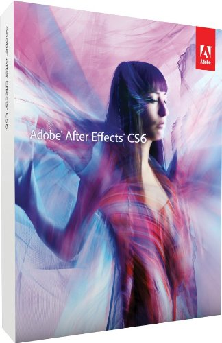 Adobe Retail After Effects CS6  Mac - 1 User