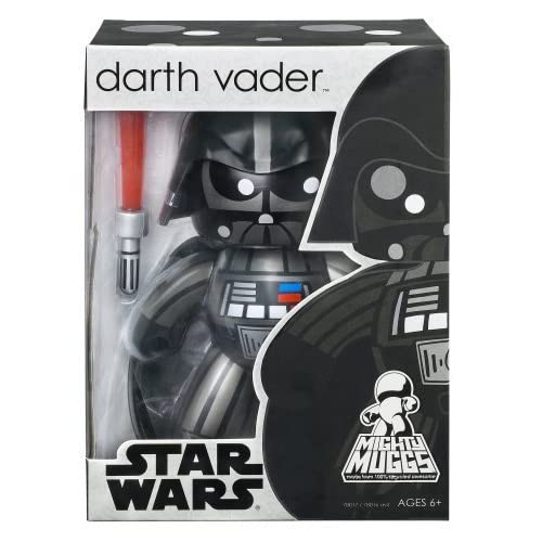Star Wars Mighty Muggs 6″ – Darth Vader by Hasbro (English Manual) online bestellen