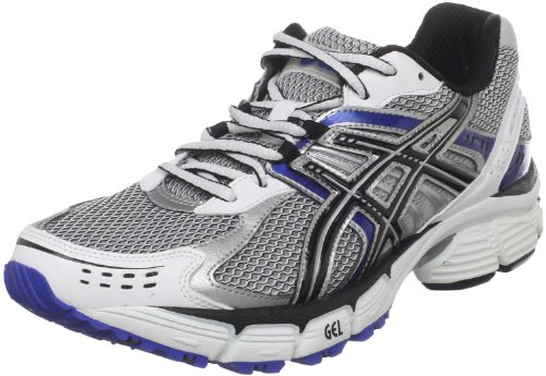 ASICS Men's GEL-Pulse 3 Running Shoe,White/Black/Royal,11 M US