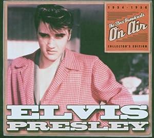 Elvis Broadcasts on Air