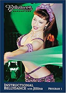 Instructional Bellydance With Jillina: Program 1 [Import]