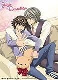 Junjo Romantica: Misaki and Akihiko Shy Caress Wall Scroll