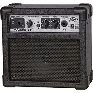 peavey electronics 03599810 gt 5 guitar amp 5 watts rms 4 peavey speaker clean and. Black Bedroom Furniture Sets. Home Design Ideas