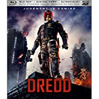 Dredd on 3D Blu-ray