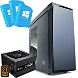 Freshtech Intel Z97X I7 4790K 2tb + SSD 16gb 2400Mhz GTX 980 4gb R1 Windows 8 PC Gigabyte Z97X-Gaming 5 Motherboard 16gb Corsair Vengeance Pro DDR3 2400Mhz Gaming Performance Ram Nvidia Geforce GTX 980 4gb Includes The Witcher Wild Hunt Game Corsair CX60
