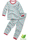 【あるこんたるこん】ナチュラル コットン ベビー キッズ ジュニア ルームウェア ドロシー 女の子 長袖 レンギンス シャツ パジャマ (140)