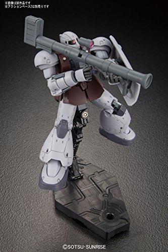 HG機動戦士ガンダム THE ORIGIN YMS-03 ヴァッフ 1/144スケール 色分け済みプラモデル