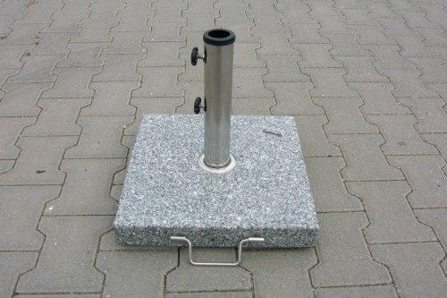 granit schirmst nder 25 kg baumarkt xxl. Black Bedroom Furniture Sets. Home Design Ideas