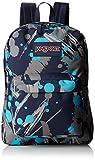 Jansport Unisex Blue Backpack - JT501ZE3-Blue-X
